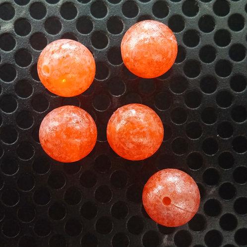Steelhead Beads - Silver Mottled - 10 Pack