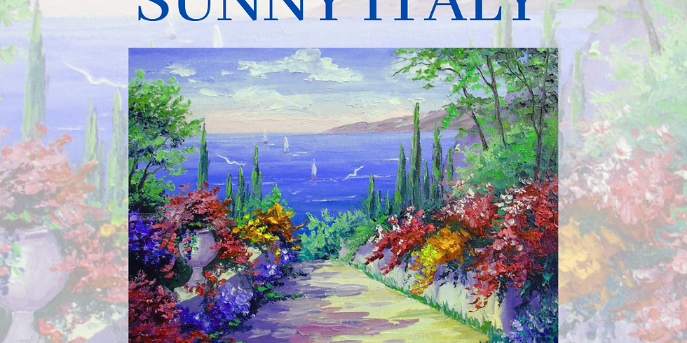 PAINT THE TOWN - SUNNY ITALY