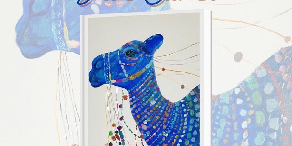 PAINT THE TOWN - BLUE CAMEL