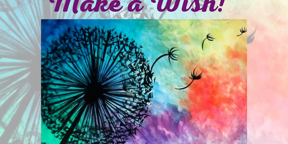 PAINT THE TOWN - MAKE A WISH