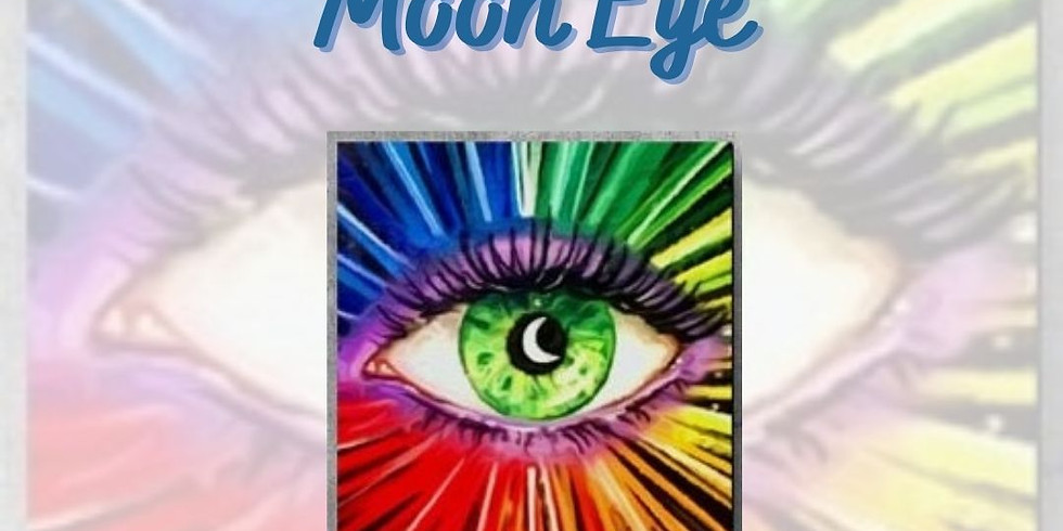 PAINT THE TOWN - MOON EYE