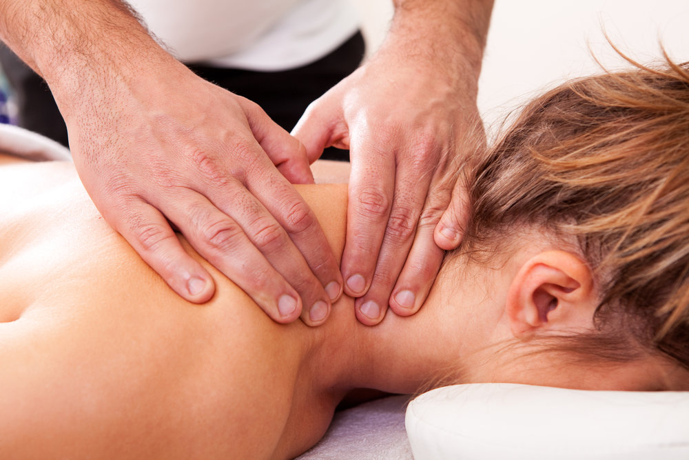 Neck & Shoulder Assessment and treatment