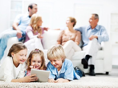 How to help your kids get into the market: Family Guarantees