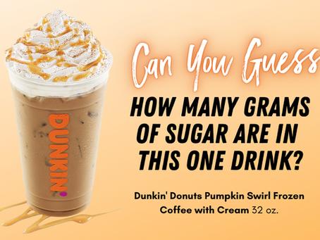 Pumpkin Season is HERE! Beware Of these Drinks!