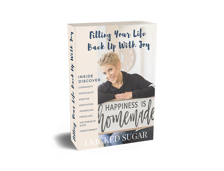 Filling Your Life Back Up With Joy Guide