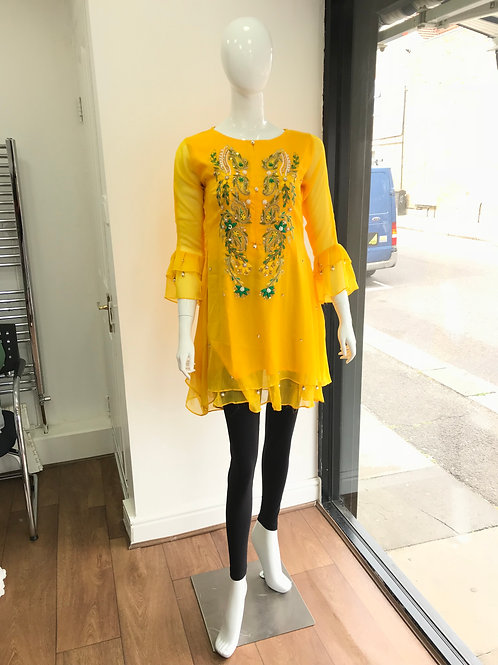 Embroidered Kurti (trouser not included)
