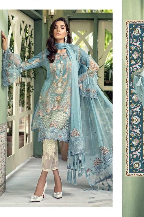 Mariya B Unstitched Fabric