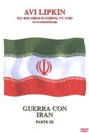 Guerra con Iran