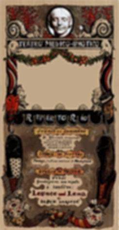 manifesto repertorio teatro medico ipnotico