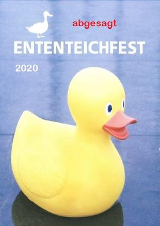 Ententeichfest 2020 abgesagt