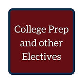 College Prep Electives and Other Electiv