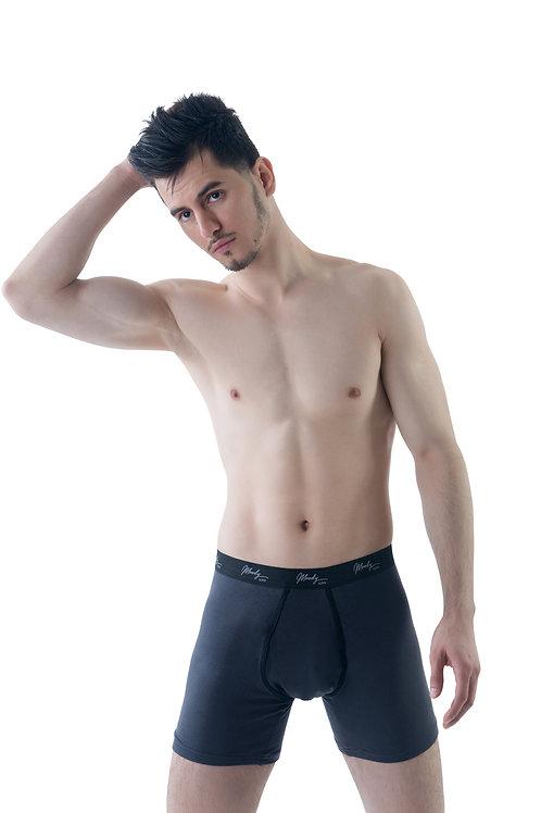 Men gray Boxer