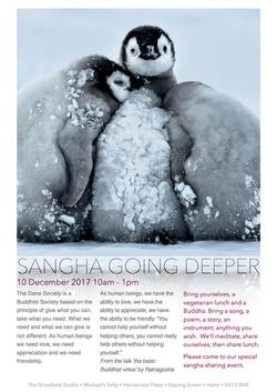 Sangha Going Deeper