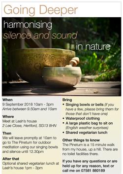 GD Harmonising silence and sound