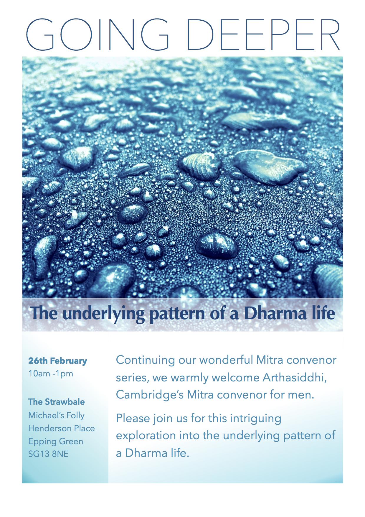 Dharma life - Arthasiddhi