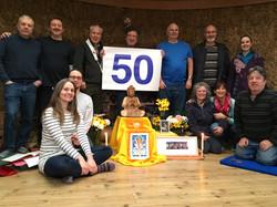 Triratna's 50th