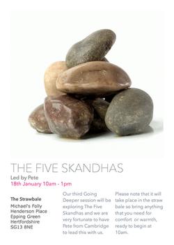 Five Skandhas - Jnanaruchi