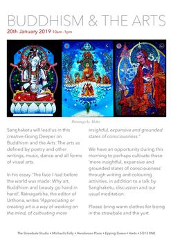 Buddhism & the arts Sanghaketu