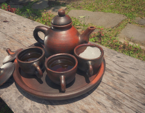 Traditional Javanese Tea Pot