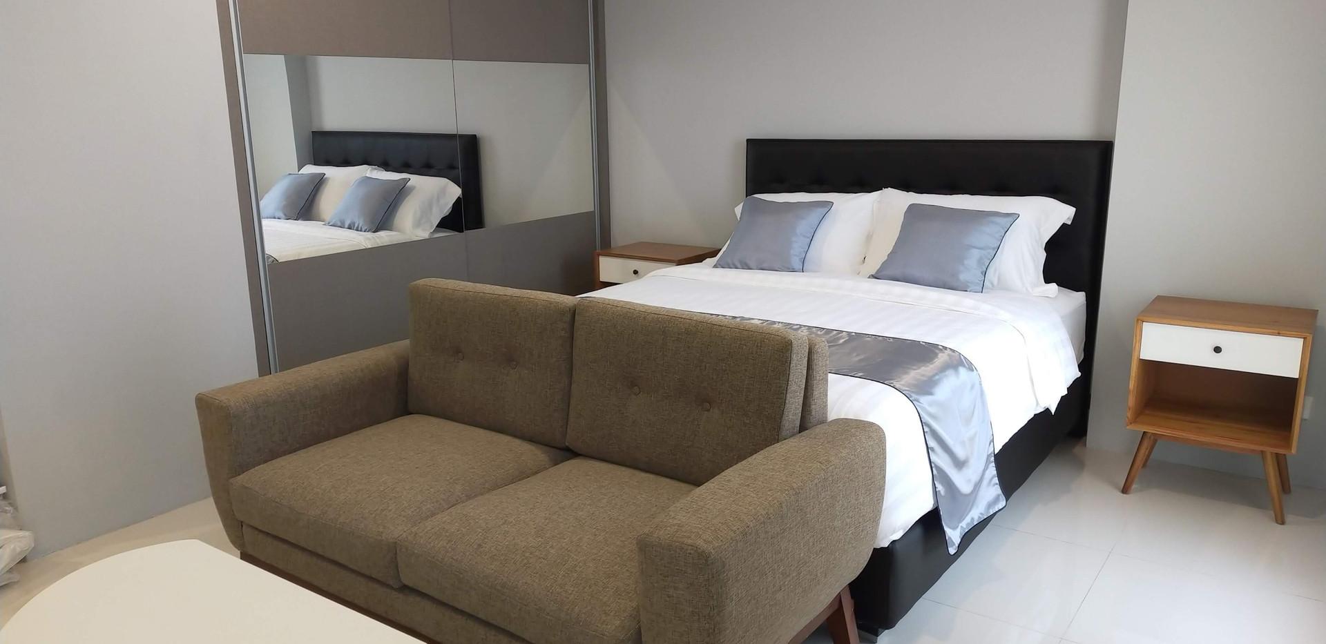 Specious 44 sqm Deluxe Suites Room
