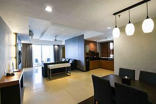 3 BR Apartment