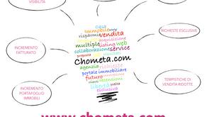 Chometa: la nuova startup che rivoluzionerà il business model del settore immobiliare