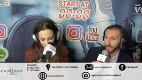 VIDEO Intervista: Luca Fenu di Casaland ai microfoni di Radio Veronica One