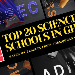 TOP 20 SCIENCE SCHOOLS IN GHANA 2020