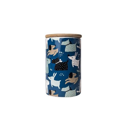 Hooper Treat Jar