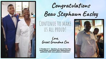 Stephawn Easley's Ads (Great Grandma Cox