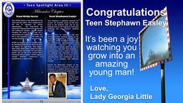 Stephawn Easley's Ads (Lady Geargia Litt