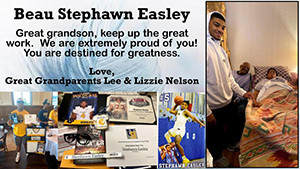 Stephawn Easley's Ads (Great Grandparent