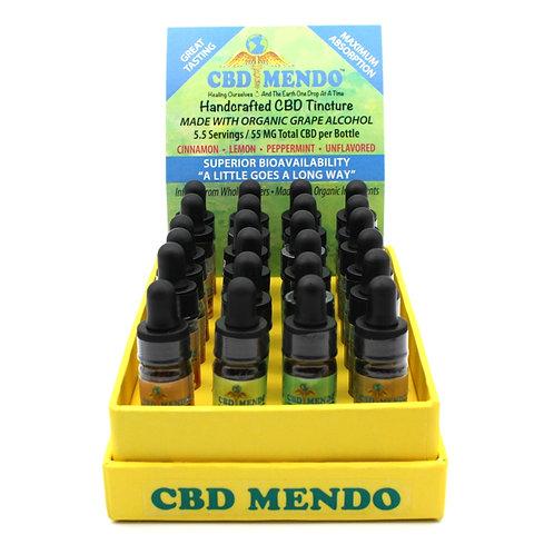 Wholesale CBD Tincture Trial Size 24 pack