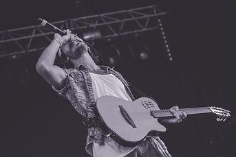 Chanteur de rock