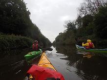 Cardiff Canoe club, summer camp