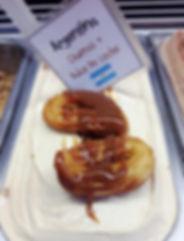 boho gelato argentina churros and dulce de leche