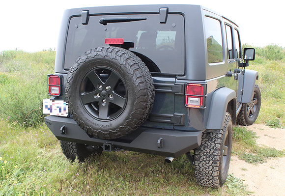 JK/JL Rear Bumper