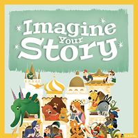 Imagine Your Story Teen Reading Program