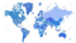 42795513-blue-world-map-with-borders-of-