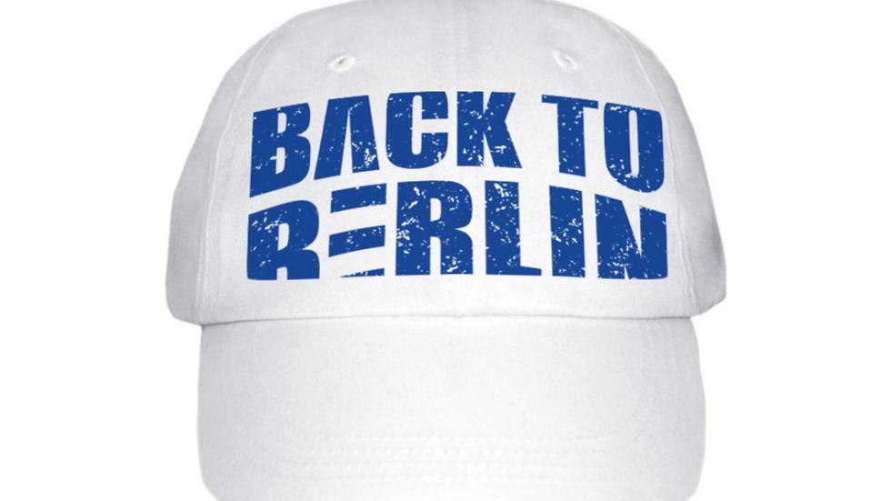 Back to Berlin Cap