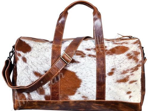 Cowhide Leather Duffel