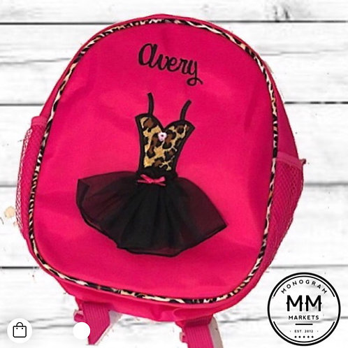 Dance Bag Personalized