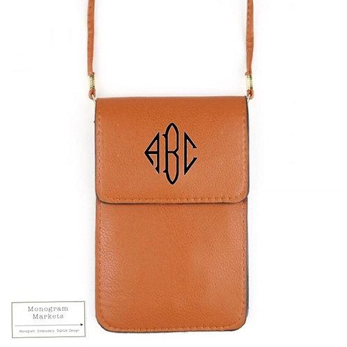 Crossbody phone purse