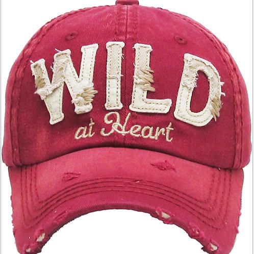 Wild @ Heart Cap