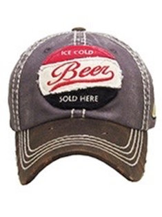 Cold Beer Sold Here Cap