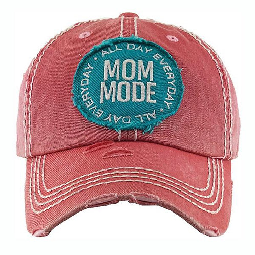 Mom Vintage Caps