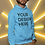 Thumbnail: Unisex Youth Custom Hoodie