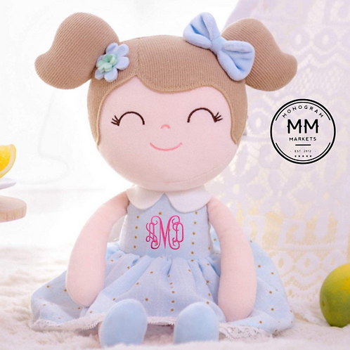 """Personalized baby Doll 16"""""""