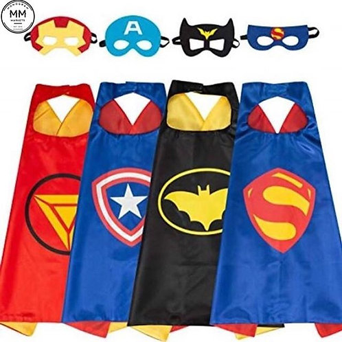 Superhero Capes for Boys & Girls