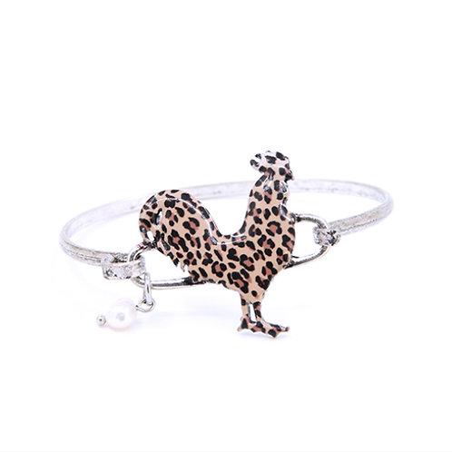 Chicken Bracelets Leopard Style
